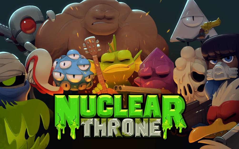 nuclear throne steroids skin